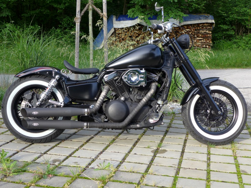 Kawasaki Meanstreak